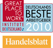 Deutschlands beste Arbeitgeber 2010